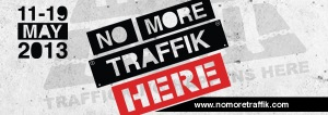 no more traffik logo